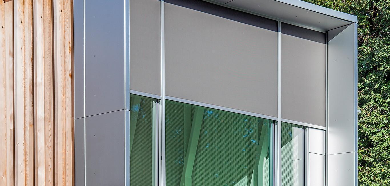 Cortina Ultimate Screen Luxaflex hunterDouglas | NeoInteriores
