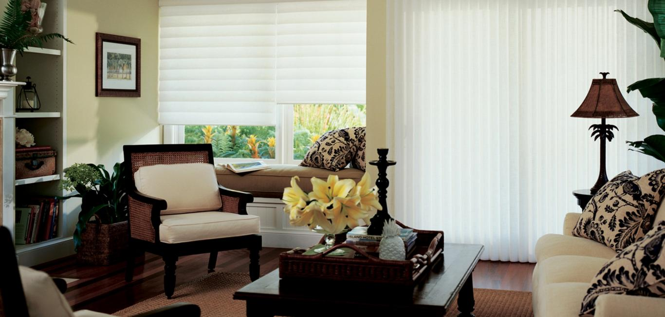 Cortinas Luminette® Luxaflex® | Neo Interiores