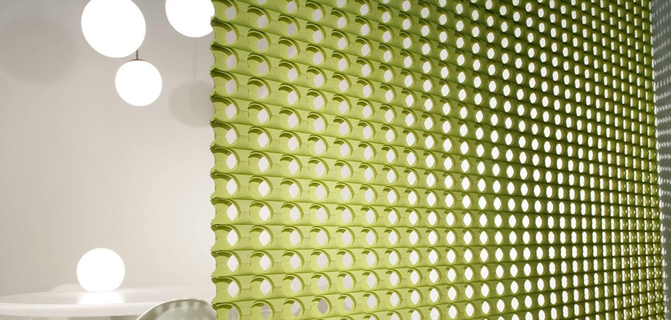 Cortina Parametre | Neo Interiores | Decoração Corporativa e Residencial