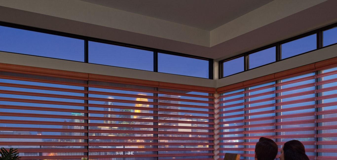 Cortinas Pirouette® Luxaflex®   Neo Interiores
