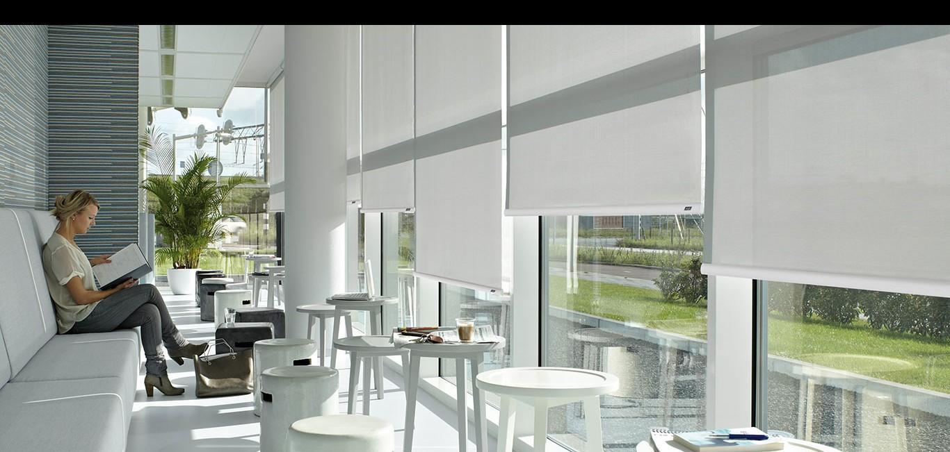 Cortina Rolô Luxaflex® | Neo Interiores