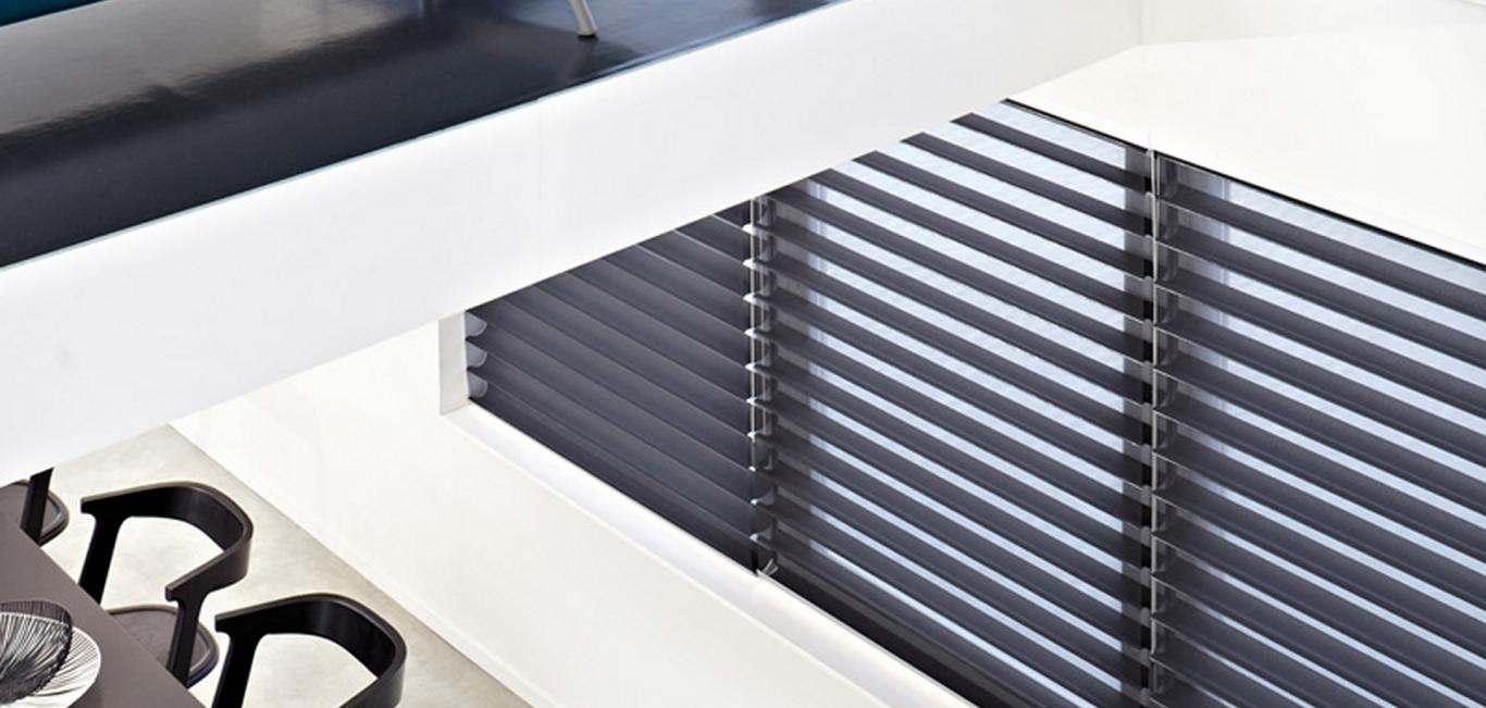 Cortina Silhouette® Luxaflex® | Neo Interiores