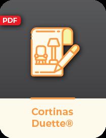 Cortina Duette® Luxaflex® | Neo Interiores