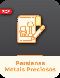 PersianasMetais Preciosos